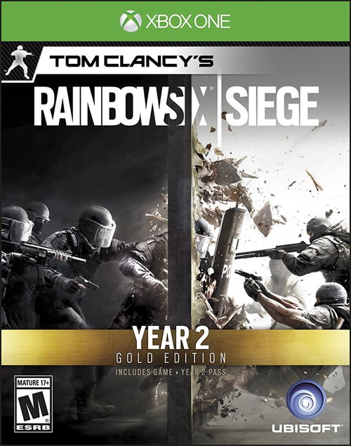 Rainbow 6: Siege Year 2 Gold Edition