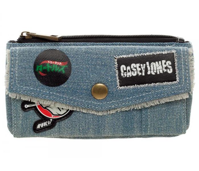 Teenage Mutant Ninja Turtles Casey Jones Front Flap Jrs. Wallet