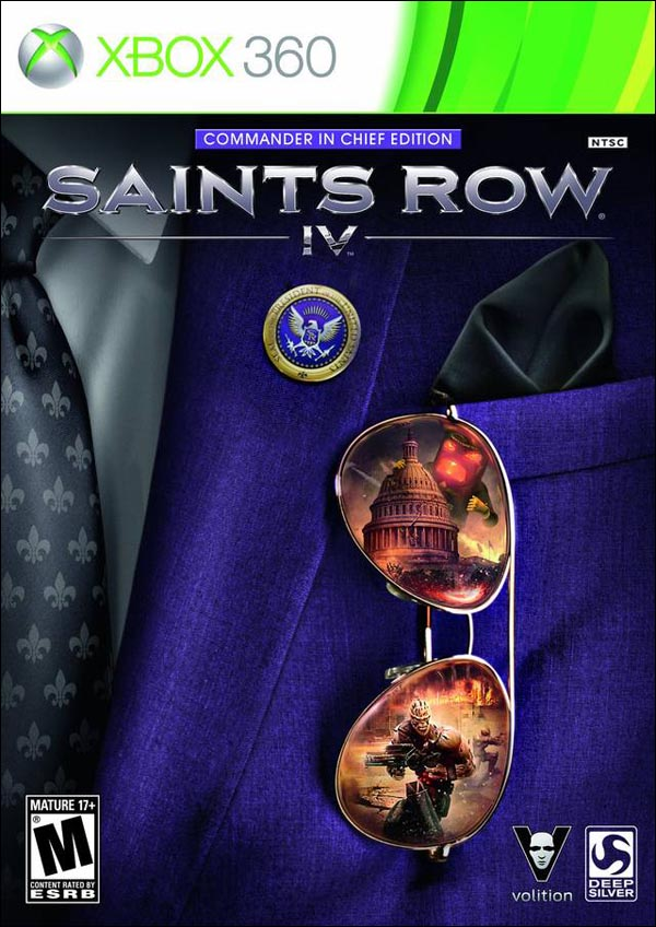Saints Row IV: Game of the Generation Edition