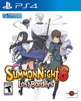 Summon Night 6: Lost Borders Raj Edition