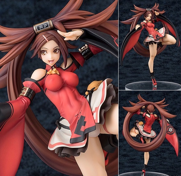 Guilty Gear XRD Jam Kuradoberi 1/7 Fig