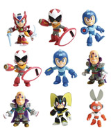 Mega Man Real Action Vinyls Blind Mystery Box