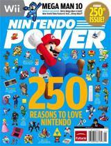 Nintendo Power Volume 250 Mega Man 10