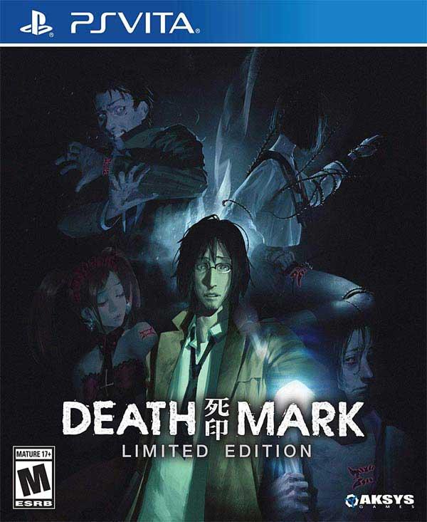 Death Mark Limited Edtion
