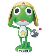 Keroro Plamo Collection: Keroro Gunso Anniversary Pack Model Kit