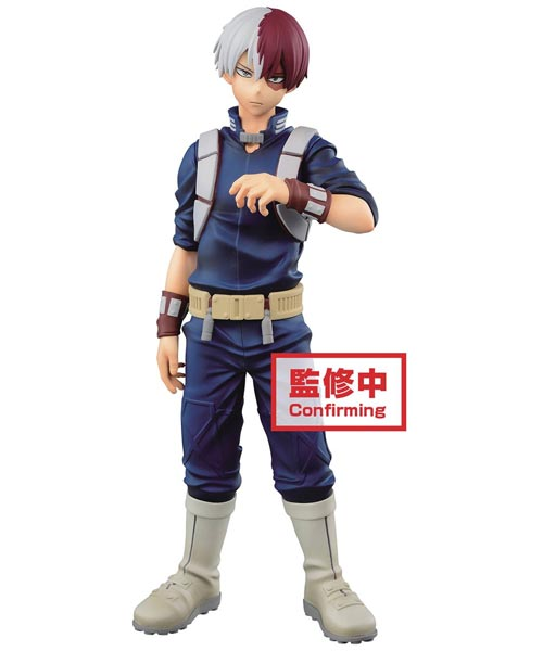 My Hero Academia: Age of Heroes Shoto Todoroki Figure