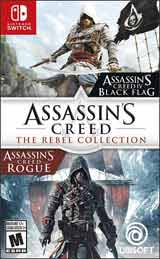 Assassin's Creed: Rebel Collection