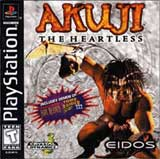 Akuji: The Heartless