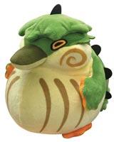 Monster Hunter Rise Tetranadon Chibi Plush