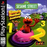Sesame Street Elmo's Number Journey