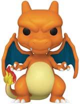 Pop Games Pokemon Series 7 Charizard Vinyl Figure