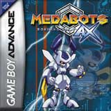 Medabots Ax: Rokush Version - Blue