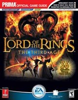 Lord of the Rings: Third Age Official Strategy Guide
