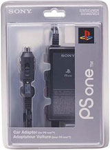 PSone Car Adapter By Sony