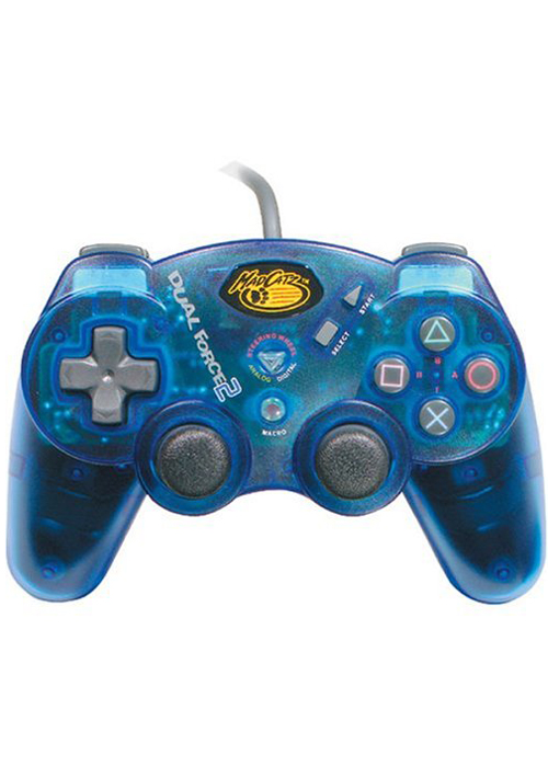 PS2 Dual Force Controller by MadCatz