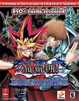 Yu-Gi-Oh Duelists of the Roses Prima's Official Strategy Guide