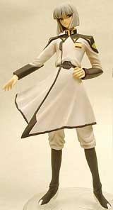 Gundam SEED Destiny: Yzak Jule 1/8 scale PVC Figure