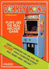 Donkey Kong by Coleco