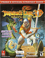 Dragon's Lair 3D: Return to the Lair Prima Official Strategy Guide