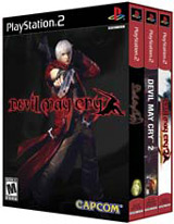 Devil May Cry 5th Anniversary Collection