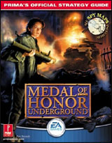 Medal of Honor Underground Official Strategy Guide