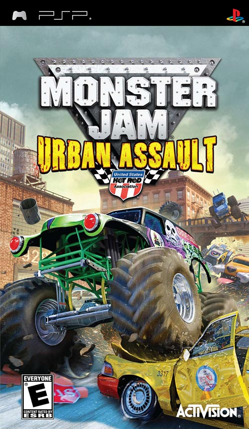 Monster Jam 2: Urban Assault