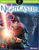 NightCaster: Defeat the Darkness Official Strategy Guide Book