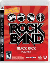 Rock Band Track Pack: Vol. 2