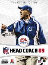 NFL Head Coach 2009 Official Strategy Guide Book