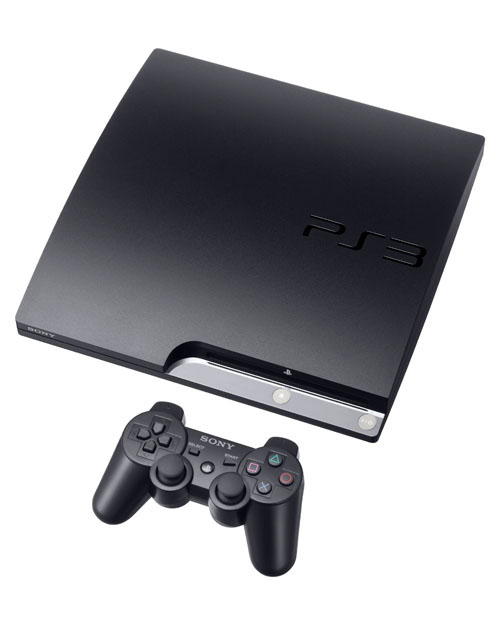 Sony PlayStation 3 Slim 120GB System