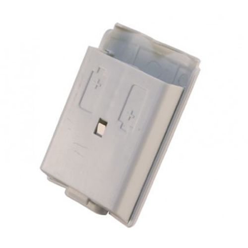 Xbox 360 Controller Battery Cover White