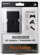PS3/PSP AC USB Adapter