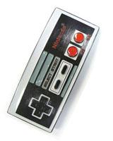 Nintendo Belt Buckle - Classic Controller