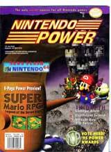 Nintendo Power Magazine Volume 82 Super Mario RPG