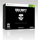 Call of Duty: Ghosts Prestige Edition