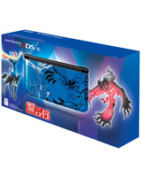 Nintendo 3DS XL System Pokemon X & Y Blue Edition Bundle