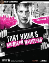 Tony Hawk's American Wasteland Strategy Guide