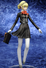 Persona 3 Portable Aegis Uniformed Version PVC Figure