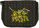 Teenage Mutant Ninja Turtles Posse Pose Messenger Bag