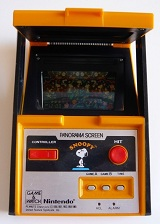 Game & Watch Panorama Series: Snoopy