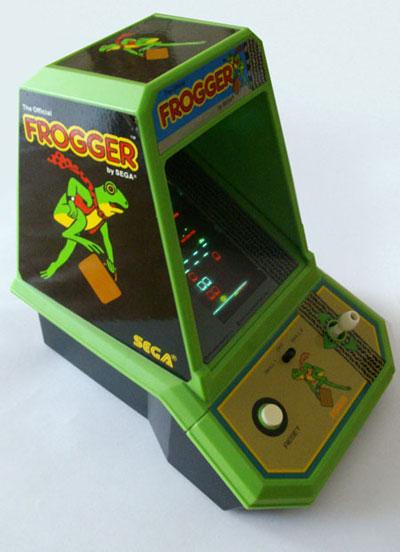 Coleco Mini-Arcade Frogger