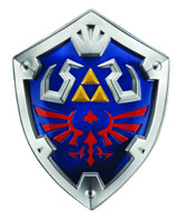 Legend of Zelda Link Shield Replica