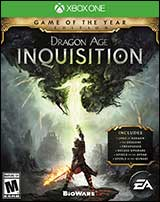 Dragon Age Inquisition Game of the Year