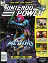 Nintendo Power Volume 163 Metroid Fusion