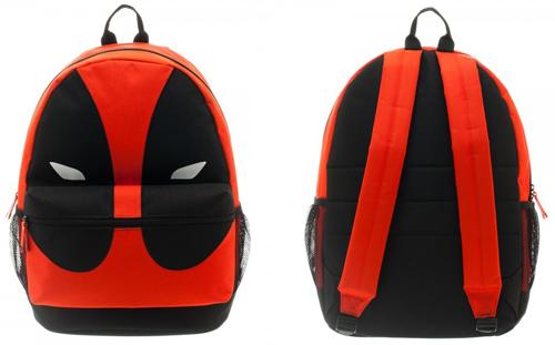 Marvel Comic Heroes Deadpool Backpack