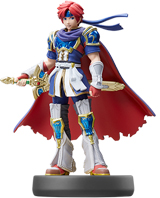 amiibo Roy Super Smash Brothers Series