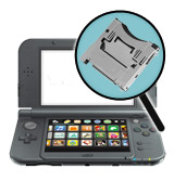 3DS XL Repairs: Cartridge Slot Repair