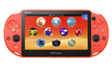 PlayStation Vita Slim System Neon Orange