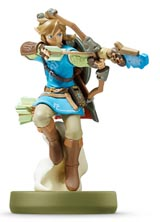 amiibo Link (Archer) Legend of Zelda Breath of the Wild
