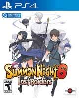 Summon Night 6: Lost Borders Amu Edition